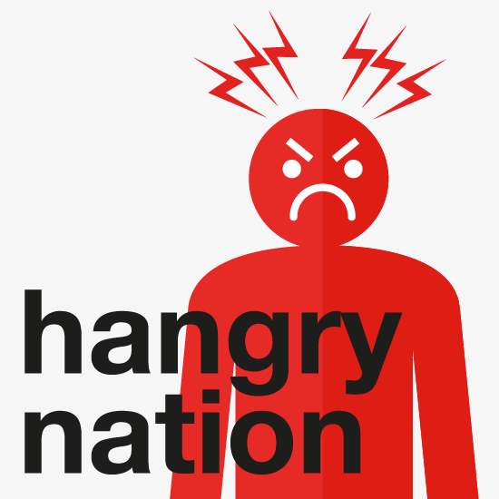 4 H On Twitter Check Out This Infographic On How To: Kind - Hangry Nation